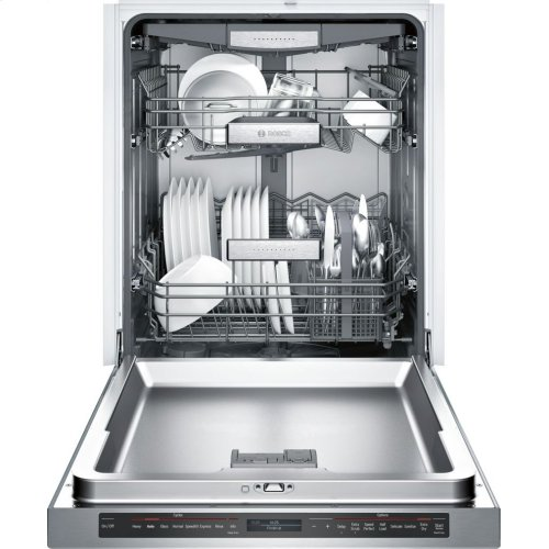 Benchmark® Dishwasher 24'' Stainless steel, XXL SHE89PW75N
