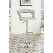 F1556 / Cat.19.p63- ADJUSTABLE BARSTOOL GREY