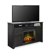 Cottage Fireplace Console