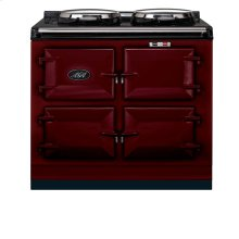 Claret 3-Oven AGA Cooker (gas) Cast-iron range cooker