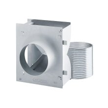 DUW 20 Recirc. conversion kit for wall hood To convert wall mounted ventilation hoods from air vented to recirculation mode.