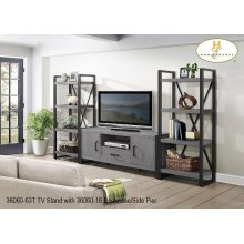 5 Tier Bookcase/Side Pier