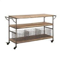 Country Kitchen Trolley