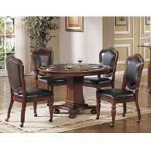 CR-87148  5pc Dining & Game Table Set