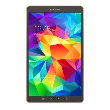 """Samsung Galaxy Tab S 8.4"""" 16GB (Wi-Fi), Titanium Bronze"""