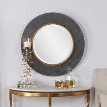 Saul Round Mirror