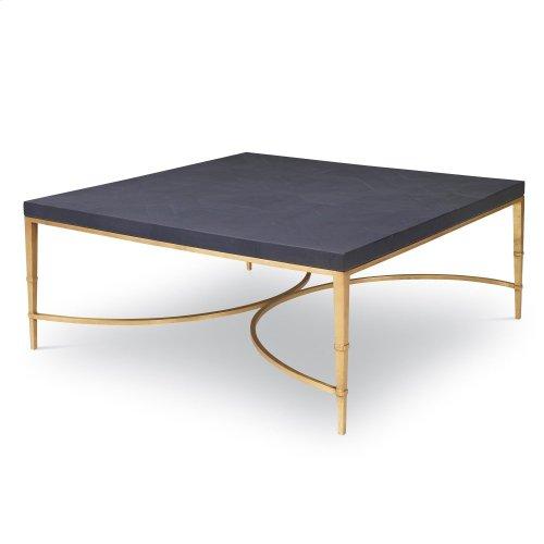 Square Cocktail Table - Black
