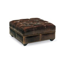 Campaign Cocktail Ottoman