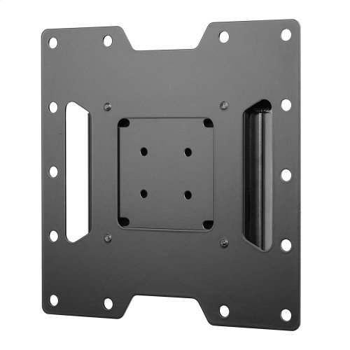 "SmartMount ® Flat Wall Mount for 22"" to 43"" Displays - None / Black"