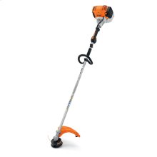 A professional grass trimmer that starts quickly and has great power.