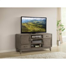 Vogue - 54-inch TV Console - Gray Wash Finish
