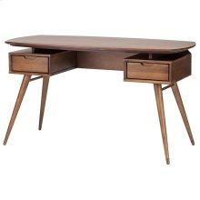 Carel Desk  Walnut