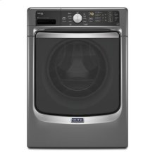 Maytag® Extra-Large Capacity Washer with Steam and Overnight Wash & Dry Cycle- 4.5 Cu. Ft. - Metallic Slate