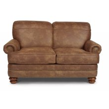 Bay Bridge Nuvo Loveseat with Nailhead Trim