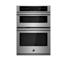 "RISE 30"" Microwave/Wall Oven with V2 Vertical Dual-Fan Convection"