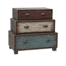 Goodman 3-Drawer Chest