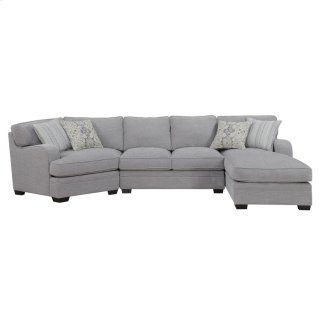 Analiese Sectional Right Facing