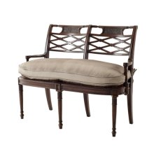 Frederica's Settee