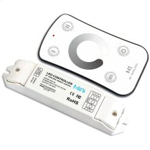 Wireless Remote With Dimming Controller