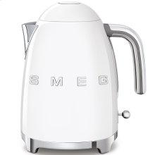 Electric Kettle, White