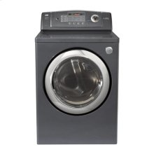 XL Capacity Electric Dryer with 9 Drying Programs
