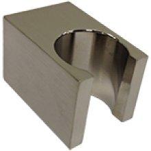 SQU Hand Shower Holder - Brushed Nickel