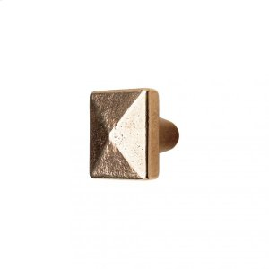 Square Knob - CK230 Silicon Bronze Brushed Product Image