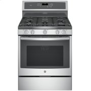 "GE Profile™ 30"" Free-Standing Gas Convection Range Product Image"