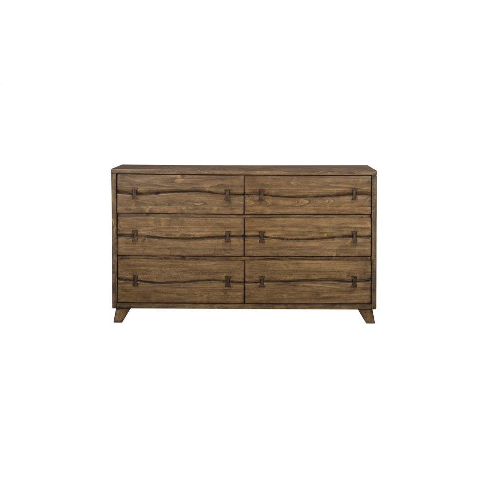 Dresser, Solid Poplar