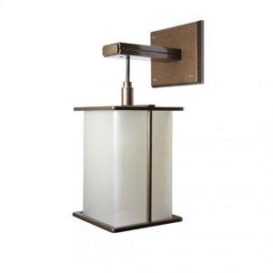 Custom Wall Mount Pendant Silicon Bronze Brushed Product Image