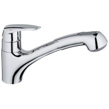 Eurodisc Single-Handle Kitchen Faucet