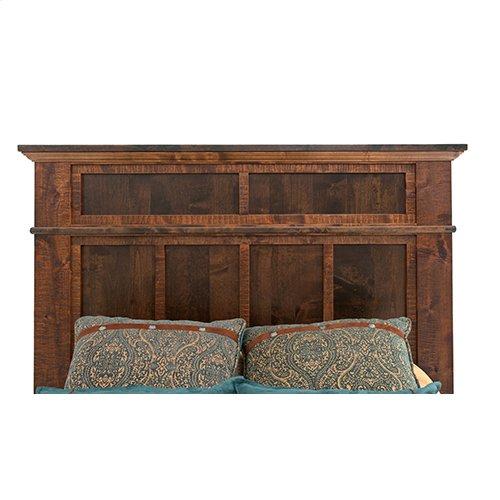 Glen Falls - Panel Bed - Queen Headboard Only