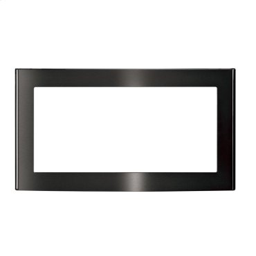 "GE® Optional 27"" Built-In Trim Kit JX827BMTS"