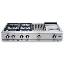 "Precision 48"" Gas Range Top"