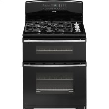 """30"""" Freestanding Dual-Fuel Double Oven Range with Convection  Ranges  Jenn-Air"""