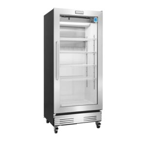 18.4 Cu. Ft., Glass Single-Door Merchandiser