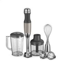 Architect™ Series 5-Speed Hand Blender - Cocoa Silver