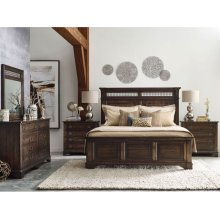 Northgate King Bed - Complete