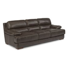 Jade Leather Sofa