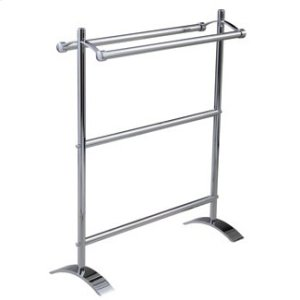 Essentials Small Freestanding Double Towel Holder Product Image