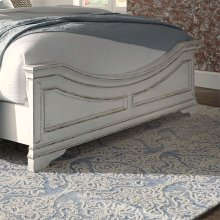 Queen Panel Footboard
