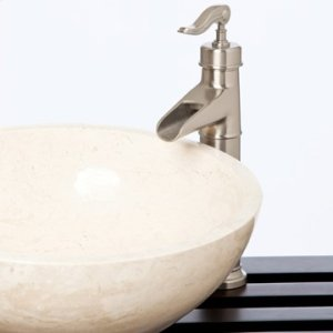 Stafford Vessel Faucet - Brushed Nickel Product Image