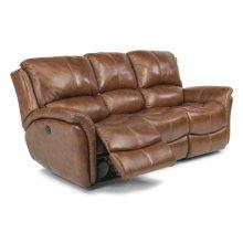 Dominique Power Reclining sofa