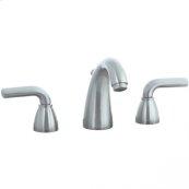 Stone Mountain - 3 Hole Widespread Lavatory Faucet - Polished Chrome
