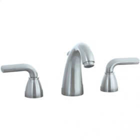 Stone Mountain - 3 Hole Widespread Lavatory Faucet - Brushed Nickel