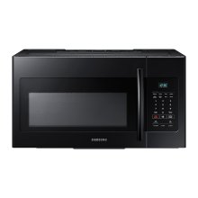 1.6 cu. ft. Over-the-Range Microwave in Black