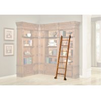 Granada Museum Ladder (only to be used with Parker House Library) Product Image