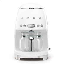 Drip Coffee Machine, White