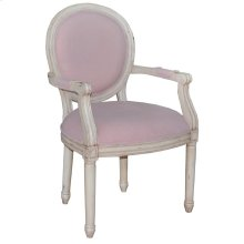 Classic French Dining Chair w/ Arm