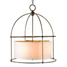 Benson Bronze Lantern